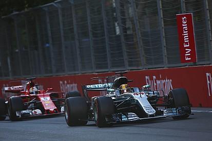 F1 ¿Por qué no fue sancionado Hamilton en Bakú?