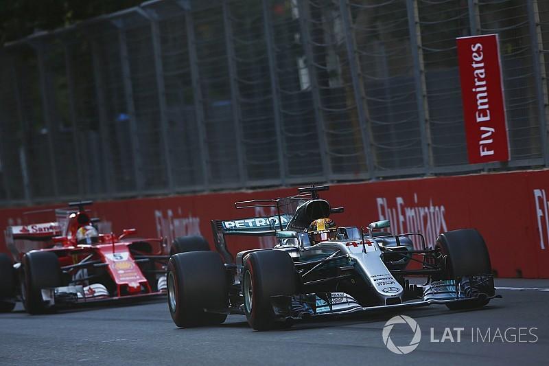 Wolff contradice a Hamilton respecto al incidente con Vettel