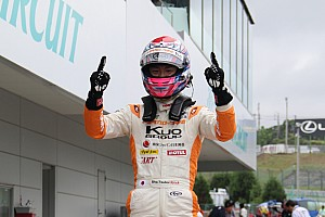 全日本F3 速報ニュース 【全日本F3】第11戦も坪井翔ポール・トゥ・ウィン。鈴鹿2戦勝を達成