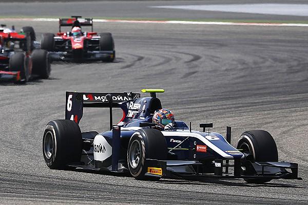 FIA F2 Репортаж з гонки Ф2 у Бахрейні: Маркелов виграв першу гонку