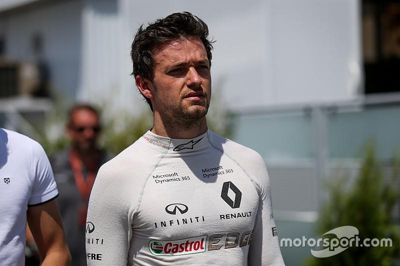 Renault потребовала от Палмера результатов