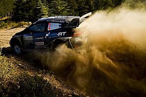 WRC Отчет о секции Тянак захватил лидерство в Ралли Италия после схода Пэддона