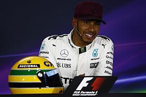 F1 Artículo especial ¿Quién es  mejor en la clasificación, Senna o Hamilton?