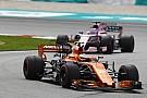 فاندورن يشيد بأفضل أداء له في الفورمولا واحد في ظلّ معاناة ألونسو