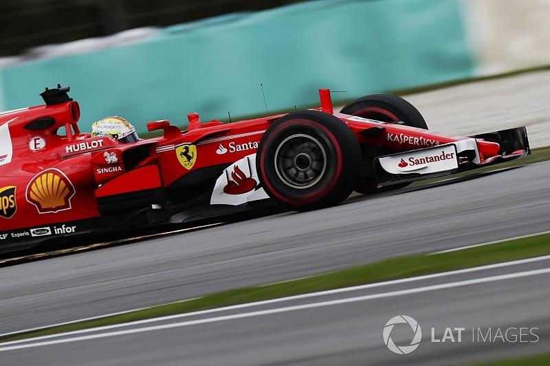 Von 20 auf 4: So hat Sebastian Vettel seine Aufholjagd erlebt