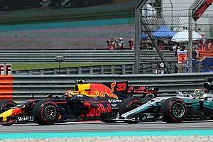 F1 Reporte de la carrera Verstappen impone su ley en Sepang y Vettel acaricia el podio