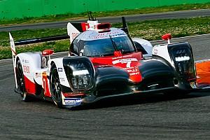 WEC Reporte de pruebas Toyota superó a Porsche en la segunda sesión del Prólogo del WEC