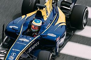 FIA F2 Prove libere Oliver Rowland subito il più rapido nelle Libere in Barhain