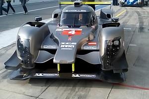 WEC Breaking news ByKolles abandons Monza WEC Prologue early