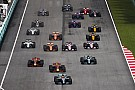 Onboard videón Vettel rajtja az utolsó helyről Malajziából