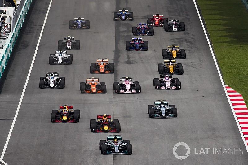 """La F1 mise en garde contre des """"négociations destructrices"""""""