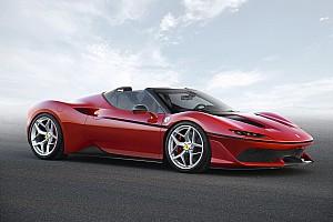 Prodotto Ultime notizie Ferrari: ecco la J50, roadster che sarà prodotta in 10 esemplari