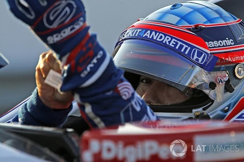 Sato rejoins Rahal Letterman Lanigan for 2018 IndyCar season