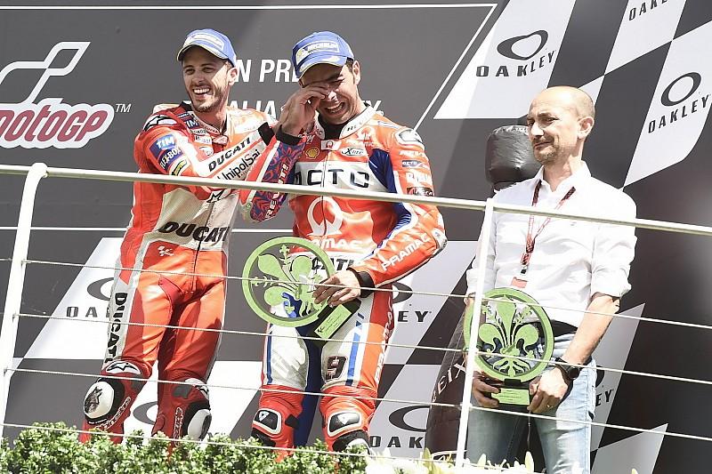 Петруччі: Хочу стати другим Стоунером для Ducati