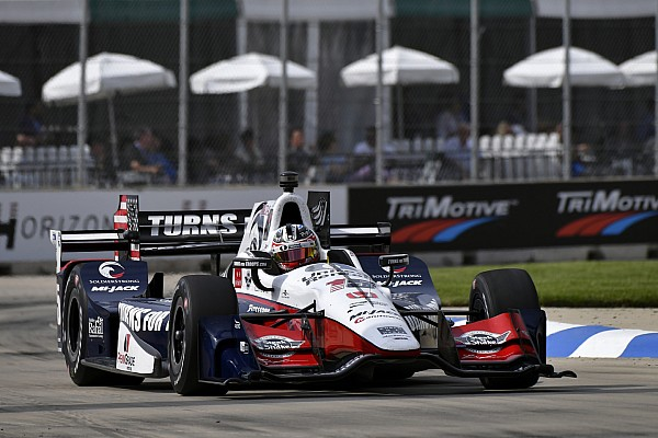 Detroit IndyCar:  Top 10 quotes after Race 2