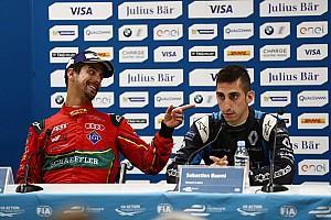 """Formule E Nieuws Di Grassi reageert: """"Buemi kan niet met druk omgaan"""""""
