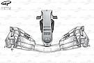 Análise técnica: a novidade radical da Mercedes em seu bico