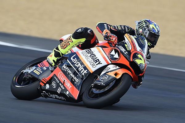 Moto2 Moto2: Assen da horror per il Forward Racing Team!