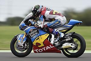 Moto2 Prove libere Jerez, Libere 1: Alex Marquez vola sotto la pioggia, Morbidelli in difficoltà