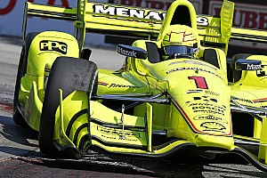 IndyCar Réactions Pagenaud sauve la mise avec une voiture