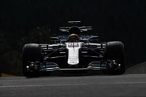 Formula 1 Practice report GP Belgia: Hamilton puncaki FP2 yang terganggu hujan