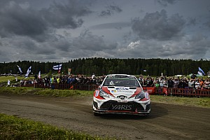 WRC News Jari-Matti Latvala: Esapekka Lappi nicht reif für WRC-Titel 2018