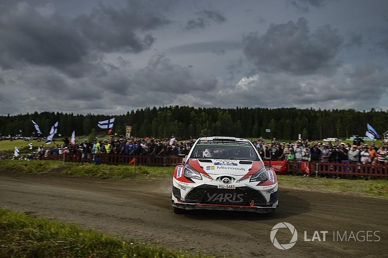 【WRC】ラッピ「タイトルは大きな挑戦。今は経験を積むことが最優先」