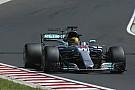 Formula 1 Hamilton: Mercedes lastikleri daha iyi çalıştırmalı