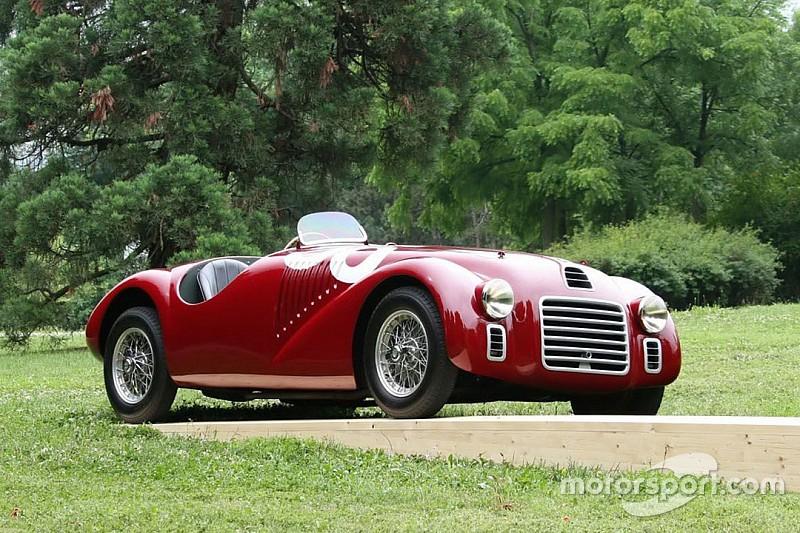L'histoire de la toute première Ferrari
