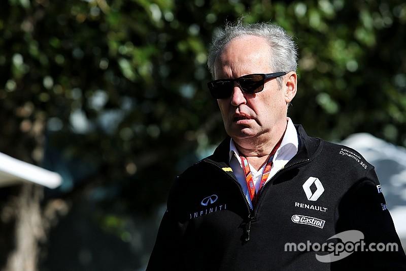 斯托尔继续担任雷诺运动赛车总裁