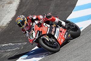 World Superbike Race report WorldSBK Amerika: Davies taklukkan duo Kawasaki di Corkscrew