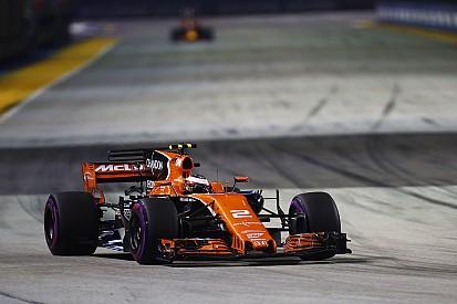 Formel 1 F1-Kolumne von Stoffel Vandoorne: McLaren-Renault gut für die Formel 1