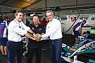 Formel E BMW: