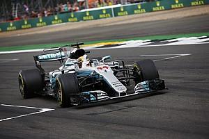 Formule 1 Statistiques Stats - Hamilton, le carton plein de Silverstone