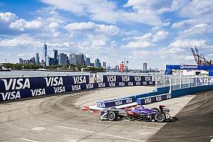 Formule E Actualités Bird s'estime désavantagé par le nouveau tracé à New York