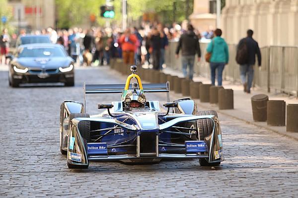 Formula E Noticias de última hora Santiago de Chile reveló su pista para la Fórmula E con Salazar al volante
