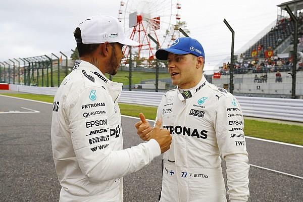 El duelo de la clasificación entre compañeros de equipo en Japón