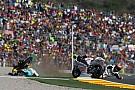 Moto3 Bagnaia livid with Rodrigo after second clash in three Moto3 races