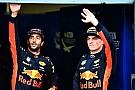 Mesmo em 2º e 3º, Red Bull não se arrepende de punições
