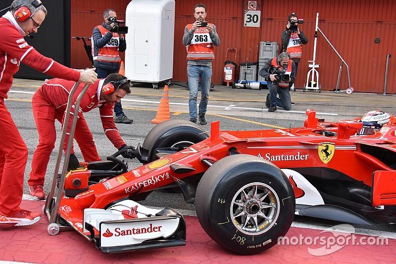Ferrari: ingrandita la feritoia dell'S-duct, parzializzato lo sfogo