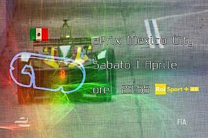 Formula E Ultime notizie Ecco la programmazione TV dell'ePrix di Città del Messico