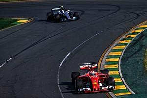 Formula 1 Breaking news Mercedes: Australia defeat down to Ferrari pace, not strategy