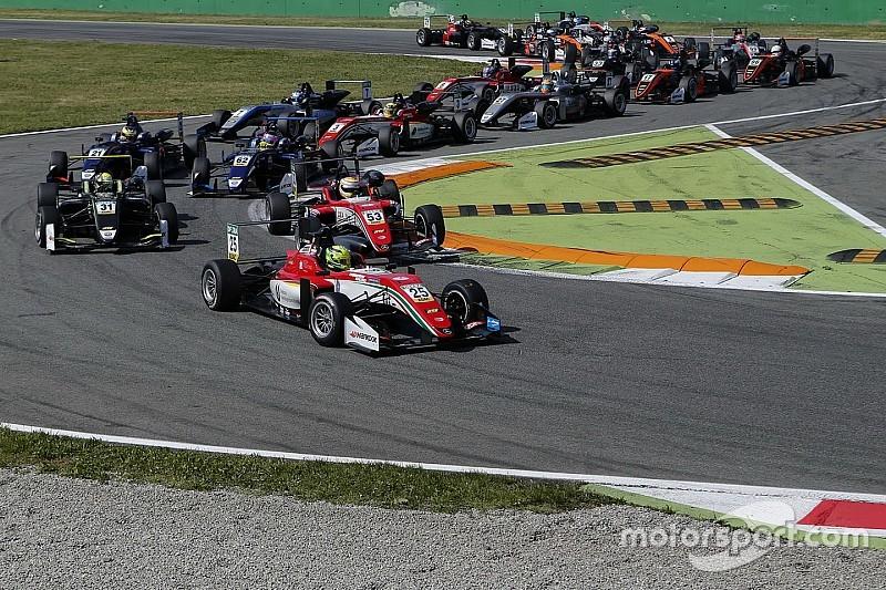【F3欧州】今季初参戦のミック・シューマッハー、5レース目で3位入賞