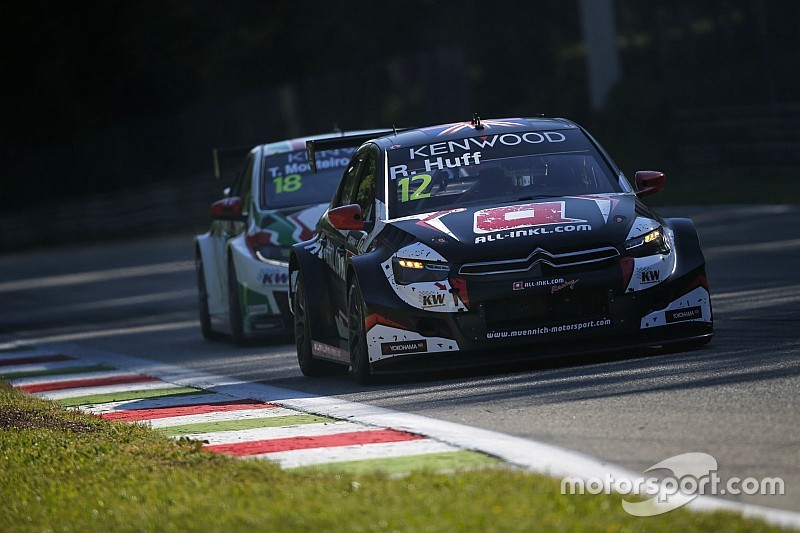 Huff quedó sorprendido por el paso de Honda en Monza