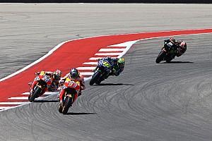 MotoGP BRÉKING Márquez szerint az amerikai győzelem ellenére még mindig megvannak a Honda problémái