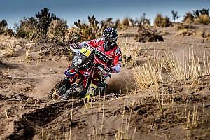 "Dakar Breaking news Brabec celebrates first stage win despite ""swimming in mud"""