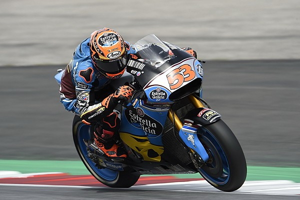 Así está la parrilla de MotoGP para 2018