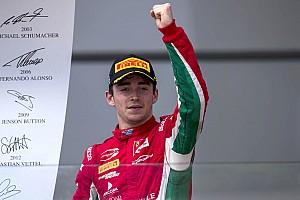 FIA F2 Sıralama turları raporu Red Bull Ring F2: Leclerc art arda 5. pole pozisyonunu kazandı