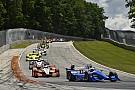 IndyCar Newgarden says Dixon and Ganassi deserved Road America win
