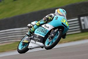 Moto3 Prove libere Brno, Libere 2: Mir imprendibile con asfalto asciutto. Migno quinto